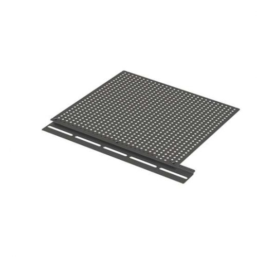 COMPONENT MOUNTING PLATE (EXTRA LARGE) - BLACK SS-CMP-XL