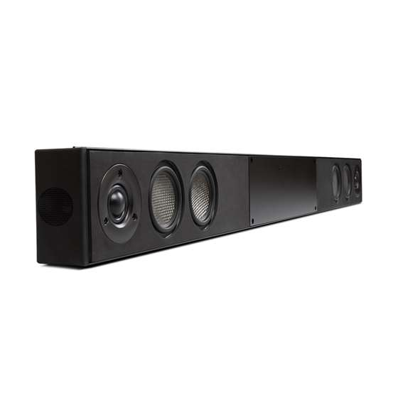 SAVANT - CONTROL, MULTI-ROOM AUDIO & SPEAKERS IP AUDIO SOUNDBAR 46 WITH INTEGRATED HOST SS-HST-STUDIO46-2CH